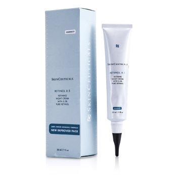 Skin Ceuticals Retinol 0.5  Crema noche refinadora  30ml/1oz