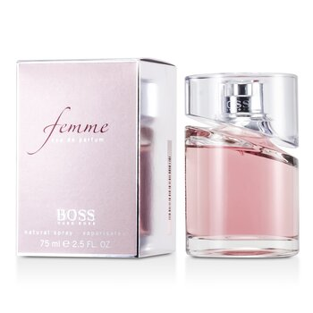 later new release uk store Hugo Boss Boss Femme Eau De Parfum Spray 75ml/2.5oz