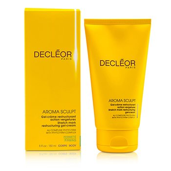 Decleor Aroma Sculpt Stretch Mark Restructuring Body Gel-Cream  150ml/5oz