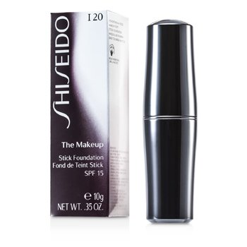 Shiseido The Makeup Stick Foundation SPF 15 - I20 Natural Light Ivory  10g/0.35oz