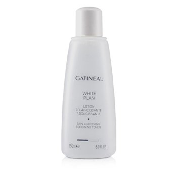 Gatineau Rozjaśniający tonik do twarzy White Plan Skin Lightening Softening Toner  150ml/5oz