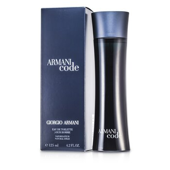 Armani Code Eau De Toilette Spray 125ml/4.2oz