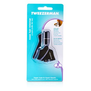 Tweezerman Nose Hair Trimmer with Brush