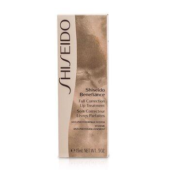 Benefiance Full Correction Lip Treatment  15ml/0.5oz