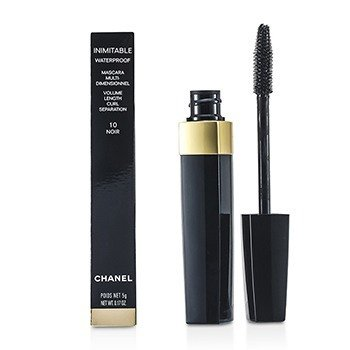 Chanel Wodoodporny tusz do rzęs Inimitable Waterproof Multi Dimensional Mascara - #10 Noir  5g/0.17oz