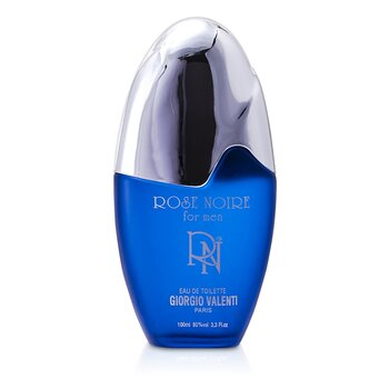 Giorgio Valenti Rose Noire Eau De Toilette Spray  100ml/3.4oz