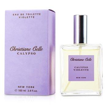 Christiane Celle Calypso Calypso Violette Agua de Colonia Vaporizador  100ml/3.4oz