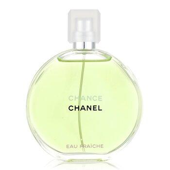Chanel Chance Eau Fraiche Eau De Toilette Spray 100ml34oz F