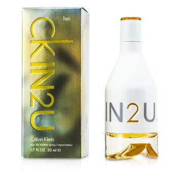 IN2U Eau De Toilette Spray  50ml/1.7oz