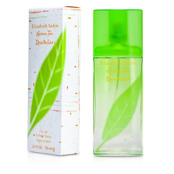 Green Tea Revitalize Eau De Toilette Spray  100ml/3.3oz