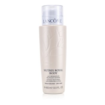 Lancome Nutrix Royal Body Intense Restoring Lipid-Enriched Lotion (For Dry Skin)  400ml/13.4oz