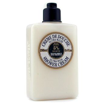 L'Occitane Shea Butter Ultra Rich Shower Cream  250ml/8.4oz