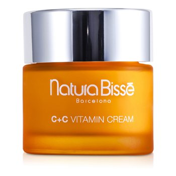 C+C Vitamin Cream SPF 10 - For Dry Skin  75ml/2.5oz