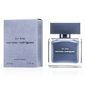 Narciso Rodriguez For Him Agua de Colonia Vaporizador  50ml/1.6oz