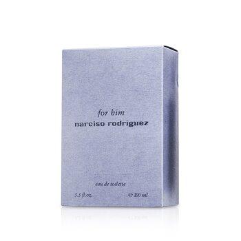 For Him Eau De Toilette Spray  100ml/3.3oz