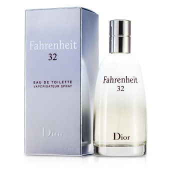 Fahrenheit 32 Eau De Toilette Spray  100ml/3.4oz