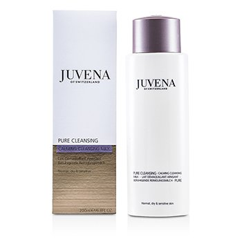 Juvena Pure Calming Cleansing Milk 200ml/6.8oz The Jojoba Company - Redness Reducing Balm - 1.7 oz.
