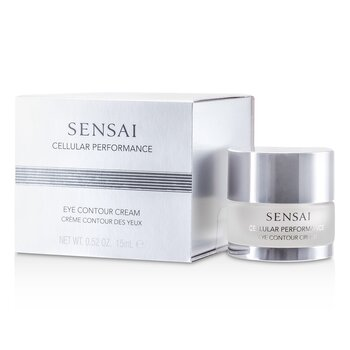 Sensai Cellular Performance Eye Contour Cream  15ml/0.52oz