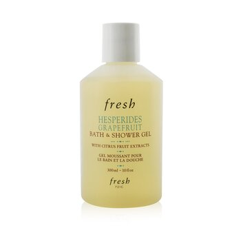 Fresh Hesperides Grapefruit Gel de Baño & Ducha  300ml/10oz