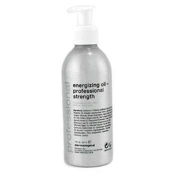 Dermalogica Body Therapy Energizing Oil - Professional Strength (Salon Size)  207ml/7oz