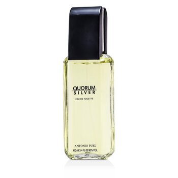 Quorum Silver Eau De Toilette Spray  100ml/3.4oz