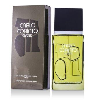 Carlo Corinto Eau De Toilette Spray  100ml/3.3oz