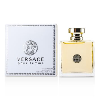 Versace Signature Eau De Parfum Natural Spray  100ml/3.4oz