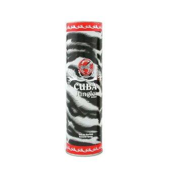 Cuba Jungle Zebra Eau De Parfum Spray  100ml/3.3oz