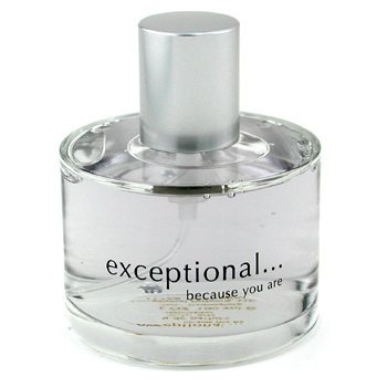 Exceptional Parfums Exceptional Because You Are Eau De Parfum Vaporizador  100ml/3.4oz
