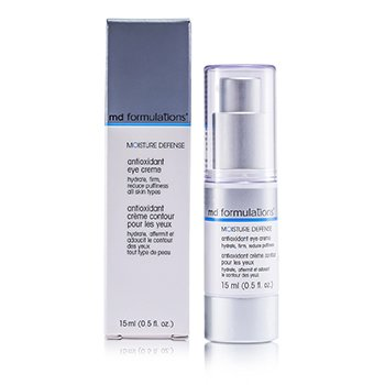 MD Formulations Crema Antioxidante Hidratante Ojos  15ml/0.5oz