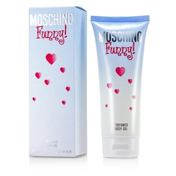 Moschino Funny Perfumado Gel Corporal  200ml/6.7oz