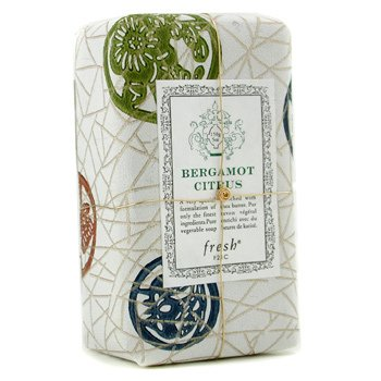 Fresh Bergamot Citrus Petit Soap  150g/5oz