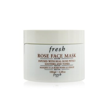 Rose Face Mask  100ml/3.5oz