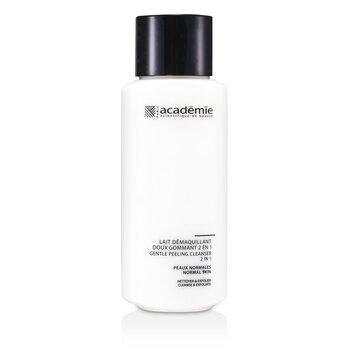 100% Hydraderm Gentle Peeling Cleanser 2 in 1  250ml/8.4oz