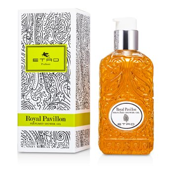 Royal Pavillon Perfumed Shower Gel  250ml/8.25oz