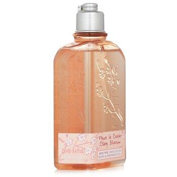Cherry Blossom Bath & Shower Gel  250ml/8.4oz