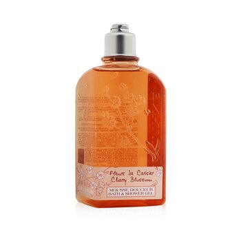 L'Occitane Cherry Blossom Gel de Duş şi Baie  250ml/8.4oz