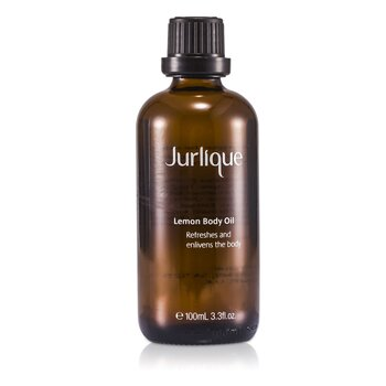 Lemon Body Oil (Refreshes & Enlivens The Body)  100ml/3.3oz
