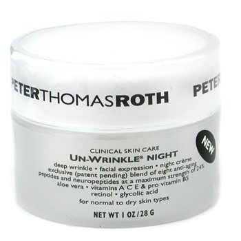Un-Wrinkle Night Cream  28g/1oz