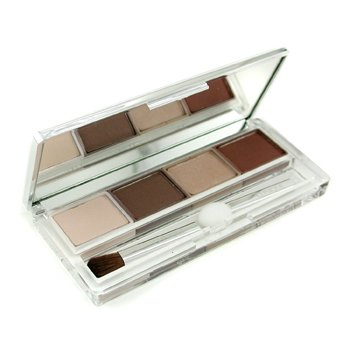 Clinique Colour Surge Eye Shadow Quad - No. 111 Choco-Latte  4.8g/0.16oz