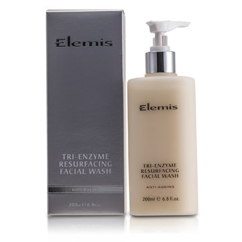 Elemis Tri-Enzyme Resurfacing Facial Wash  200ml/6.8oz