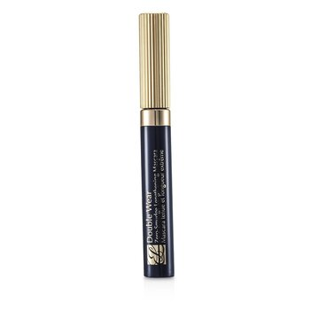 Estee Lauder Double Wear Zero Smudge Lengthening Mascara - # 01 Black  6ml/0.24oz