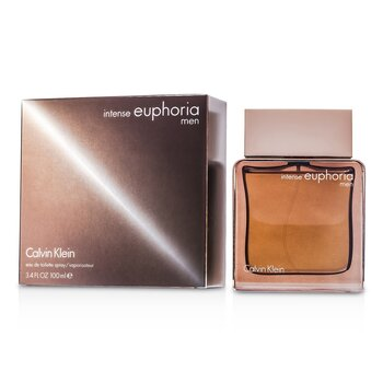 Euphoria Intense Eau De Toilette Spray  100ml/3.4oz