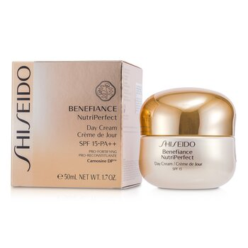 Shiseido Benefiance NutriPerfect dnevna krema SPF15  50ml/1.7oz