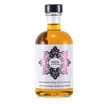 Moroccan Rose Otto Bath Oil  110ml/3.7oz