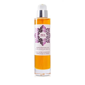 Moroccan Rose Otto Ultra Moisture Body Oil  100ml/3.3oz
