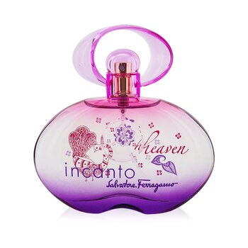 Salvatore Ferragamo Incanto Heaven Agua de Colonia Vaporizador  100ml/3.4oz