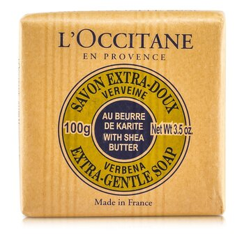 L'Occitane Shea Butter Extra Gentle Pastilla de Jabón - Verbena  100g/3.5oz