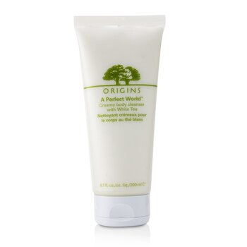Origins A Perfect World Creamy Body Cleanser with White Tea  200ml/6.7oz