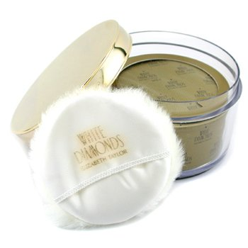 White Diamonds Body Powder  150g/5.3oz